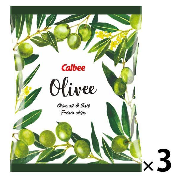 オリービー マイルドソルト味 3袋