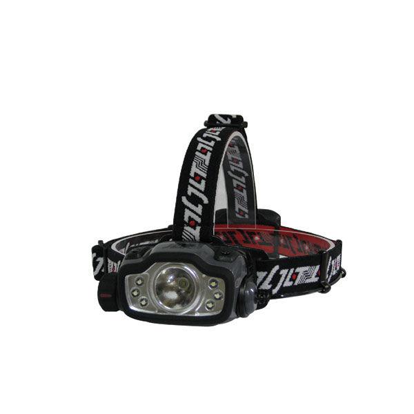JLT 日本光具 ロータリースイッチ式LEDヘッドランプ(乾電池式) DH759