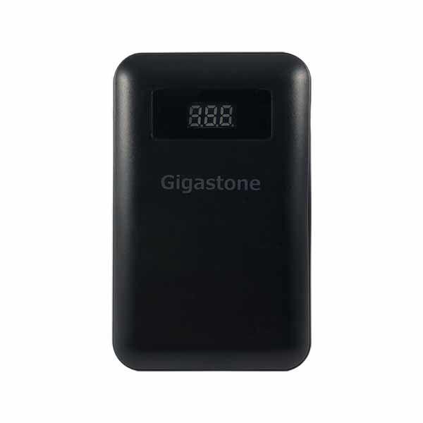 モバイルバッテリー 9000mAh 黒