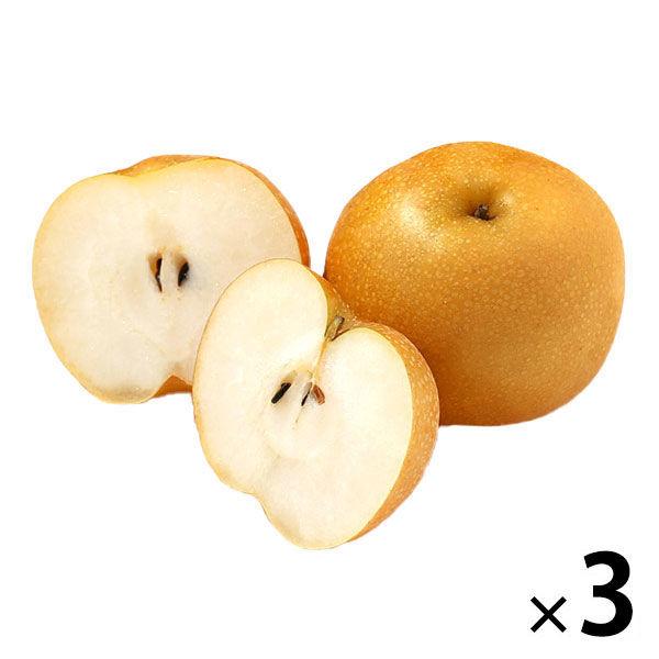 梨 豊水  3袋