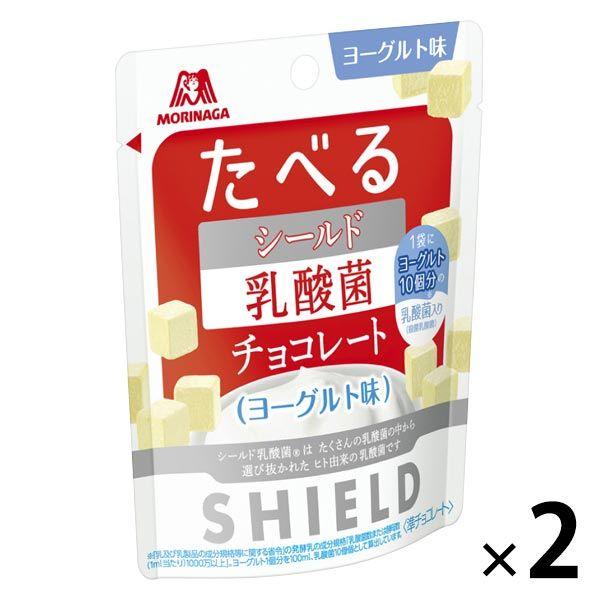 シールド乳酸菌チョコレート ヨーグルト味