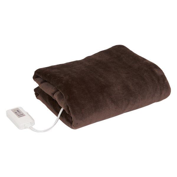 山善 電気敷毛布 140×80cm