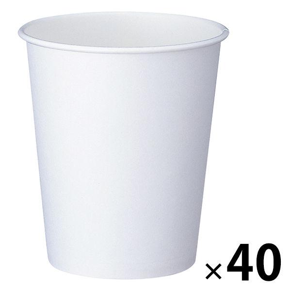 ホワイト紙コップ150ml1箱4000個