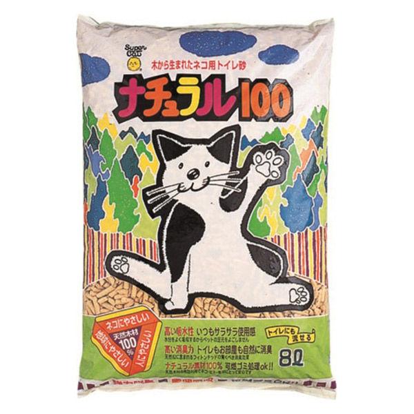 スーパーキャット ナチュラル100 猫砂