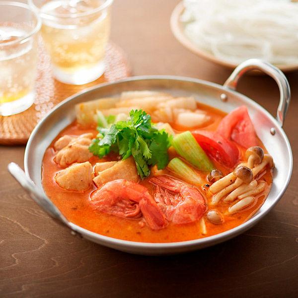 手づくり鍋の素 トムヤムクン鍋