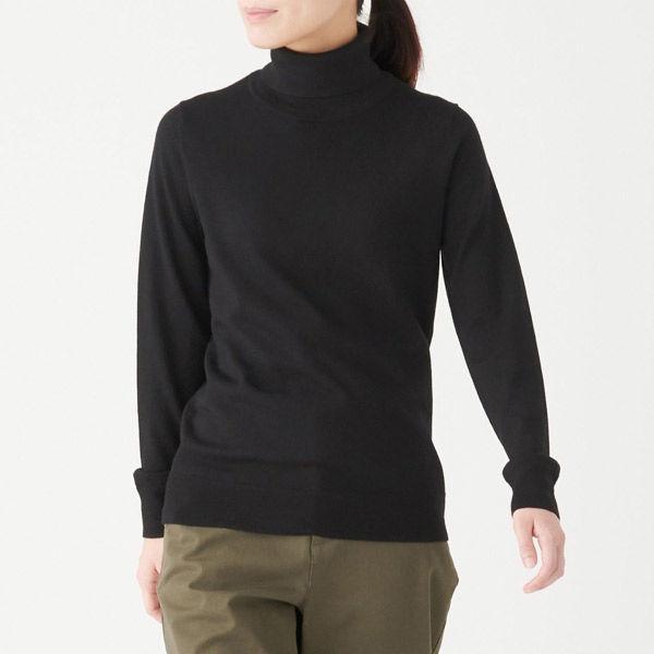 洗える天竺編みセーター 婦人 M