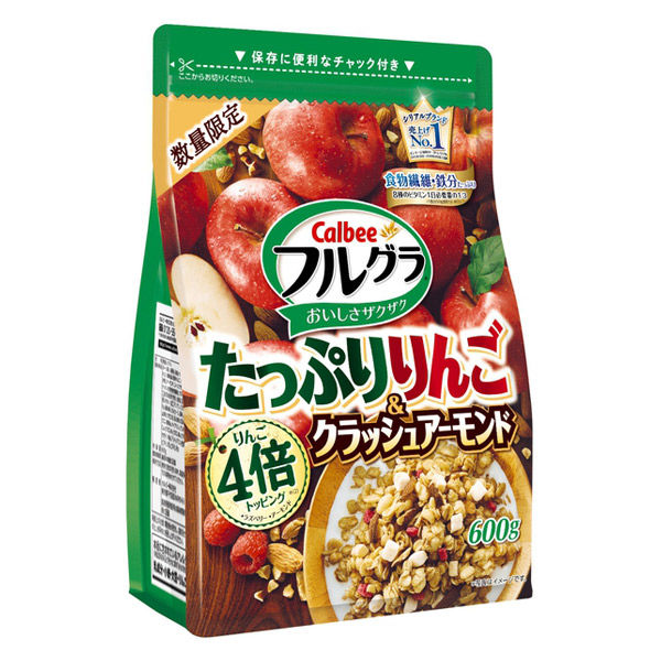 フルグラ りんご&クラッシュアーモンド
