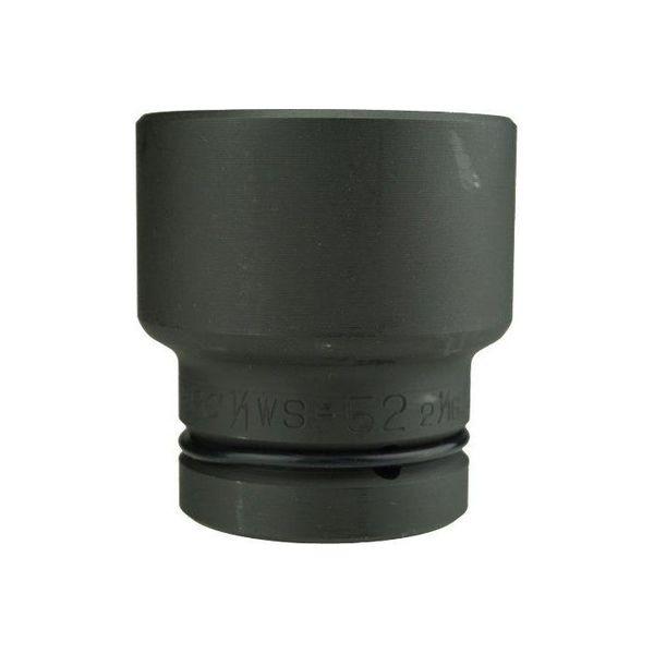 フラッシュツール 25.4sqショートソケット 1/1WS-52-2-1/16(直送品)