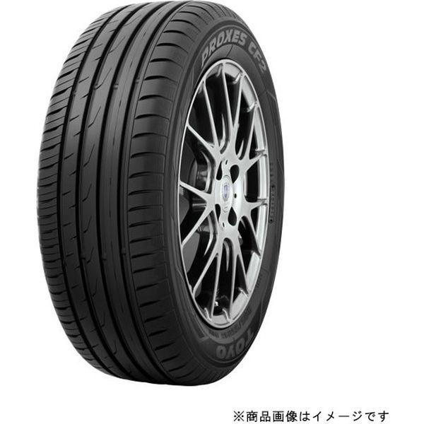 【カー用品・自動車用タイヤ】トーヨータイヤ・プロクセス PROXES CF2 205/45 R17 1個(直送品)