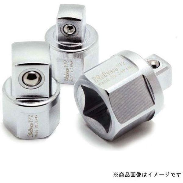 Ko-ken 1/4駆動 6角付エクステンションアダプター 2222A-KH(直送品)