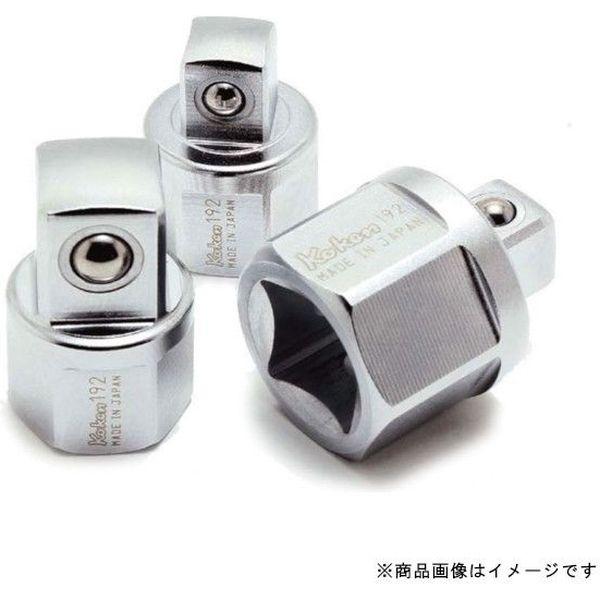 Ko-ken 3/4凹1/2凸 6角駆動付アダプター 6644A-KH(直送品)