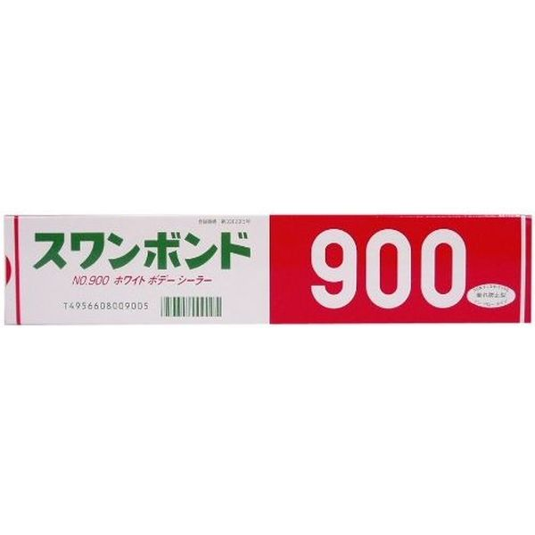 TAKADAR ホワイトボデーシーラー スワンボンド 180ml 900(直送品)