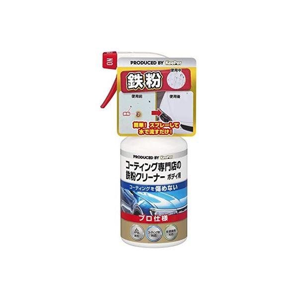 KeePer技研 コーティング専門店の鉄粉クリーナー ボディ用 300ml I-06(直送品)