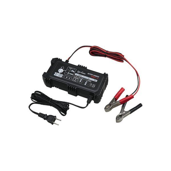 GSユアサ かんたん操作 バッテリー充電器 バイク用 12V 2.3~20Ah 自動車用 12V 21~36Ah オートタイマー搭載 MBC-3(直送品)