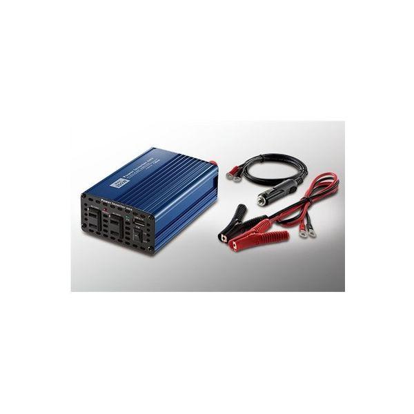 セルスター インバーター DC12V用 USB自動識別機能付き PI-350/12V(直送品)