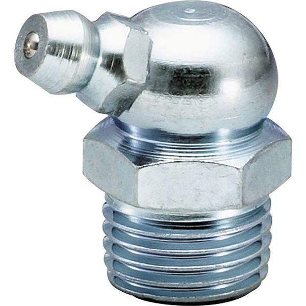プロスタイルツール(PROSTYLE TOOL) 鉄グリースニップル B型 1/4x28UNF 1/16テーパー NGB-0228T 1箱(10個入)(直送品)