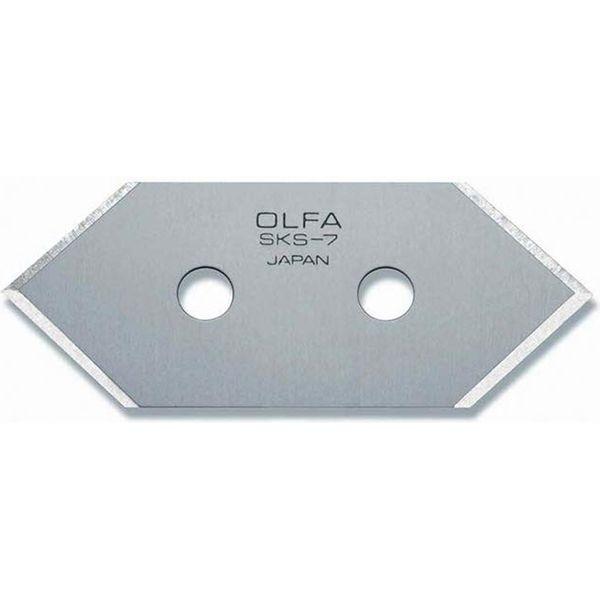 オルファ 替刃マットカッター45度用 XB45 016288(直送品)