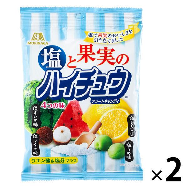森永製菓 塩と果実のハイチュウアソート