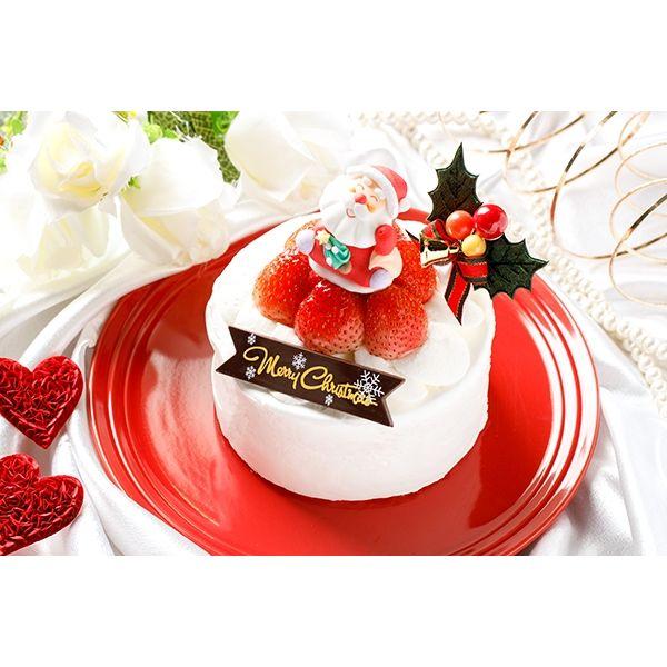 イチゴ生デコレーションケーキ 3号
