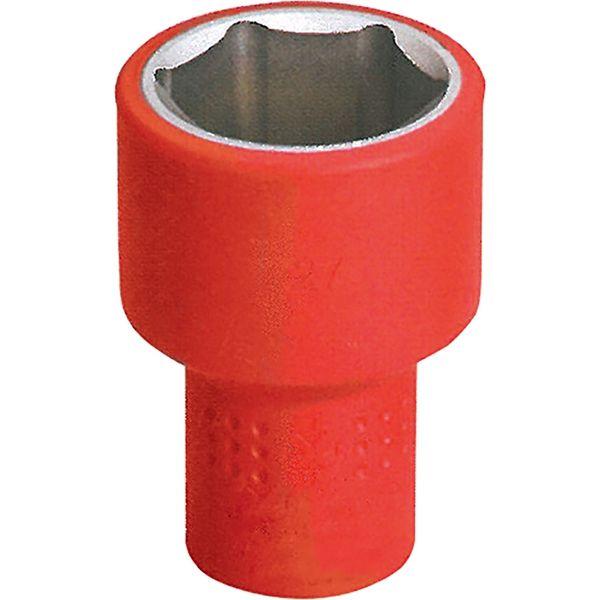 プロスタイルツール(PROSTYLE TOOL) 絶縁六角ソケット 12mm PZ3S-12 1本(直送品)