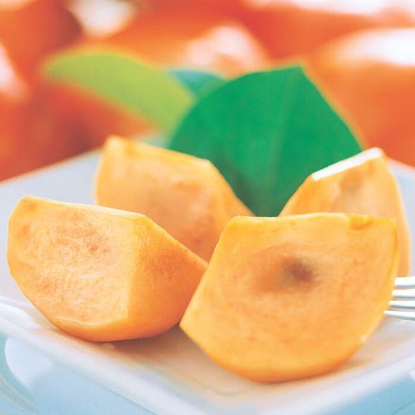 ひらたの富有柿(個包装)