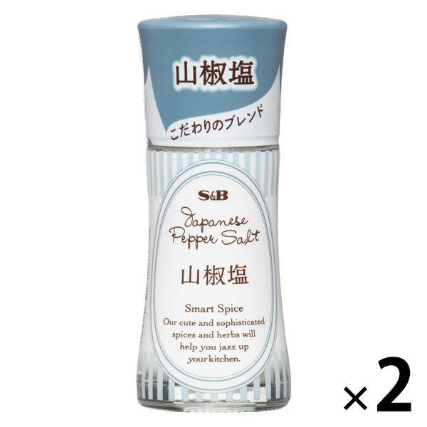 スマートスパイス 山椒塩 16g 2本