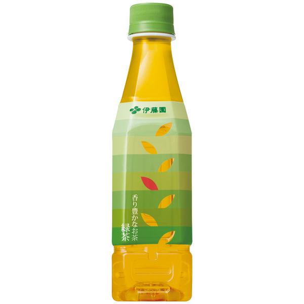 LOHACO - 伊藤園 香り豊かなお茶 緑茶 320ml 1箱(30本入)