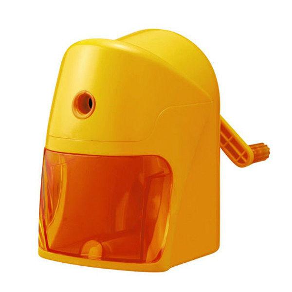 クツワ スーパー安全えんぴつけずり(オレンジ) RS025OR 1個 (直送品)