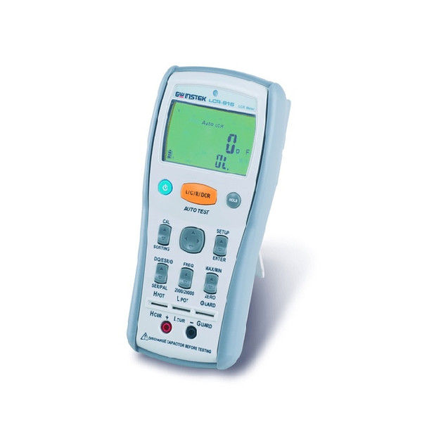テクシオ・テクノロジー ハンドヘルドLCRメータ LCR-916 (直送品)