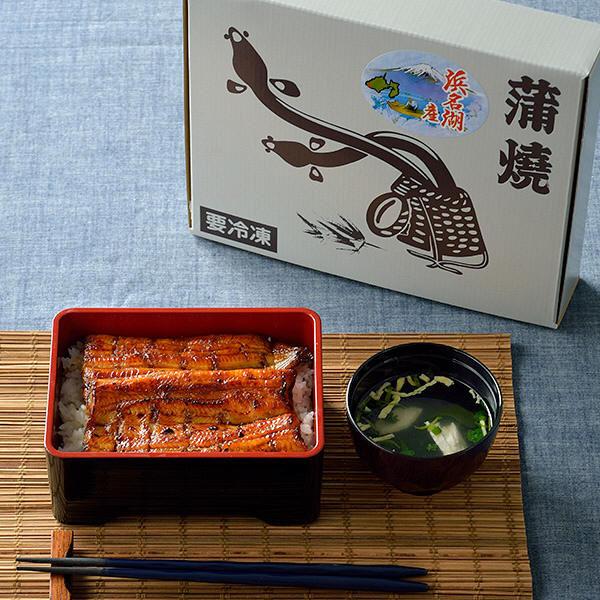日本橋宮川 静岡県産うなぎの蒲焼き4P