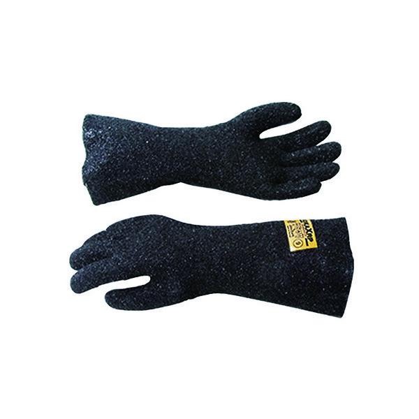 アズワン ハイグリップ万能作業手袋(ロングタイプ) サイズ M 1双 3-6172-02(直送品)