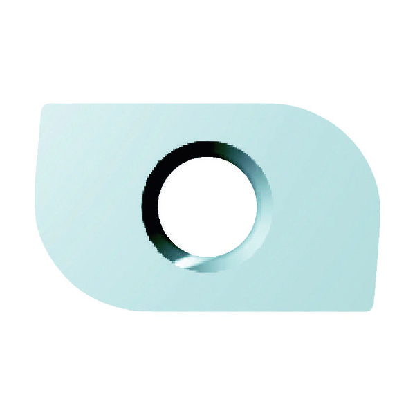 富士元工業 富士元 すみっこ専用チップ 超硬K種 0.5R A52GNR-0.5R NK1010 1セット(12個) 796-2037(直送品)