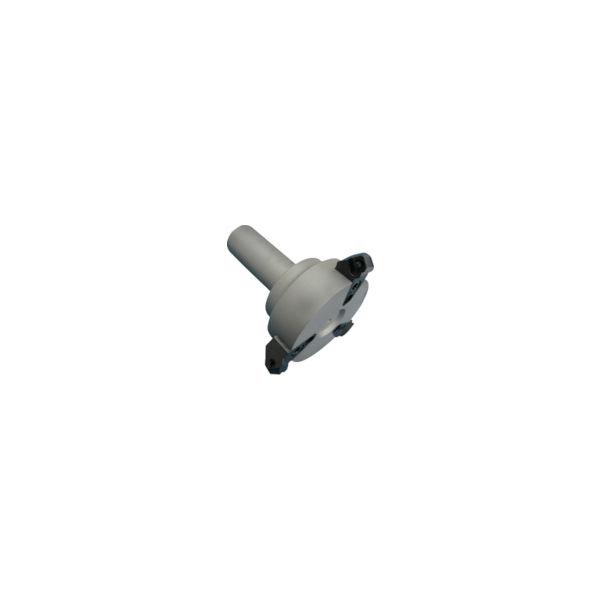 富士元工業 富士元 ナイスカット 3枚刃 φ100 Sタイプ NKN32-100S-03 1個 796-7047(直送品)