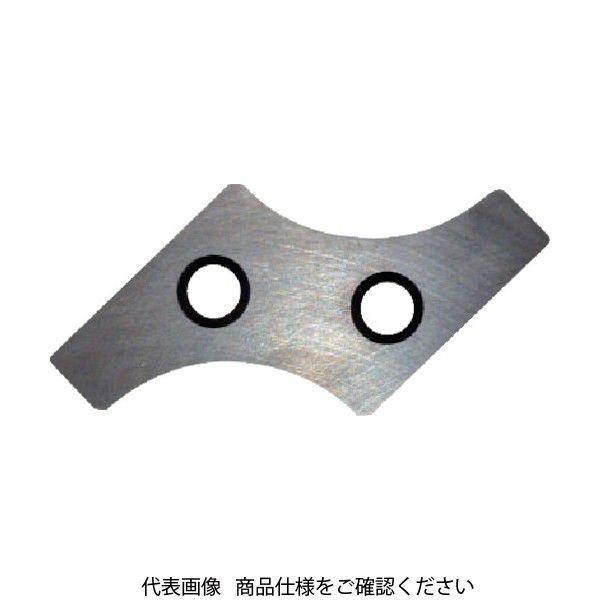 富士元工業 富士元 Rギガ専用チップ 超硬M種 18R XNEW3004-18R NK2020 1セット(3個) 796-9520(直送品)