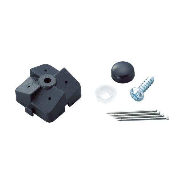 光(ヒカリ) 光 パンチングボード 石膏ボード用 止め具セット 黒 4組入 PBST-1 1パック(4組) 780-6710(直送品)