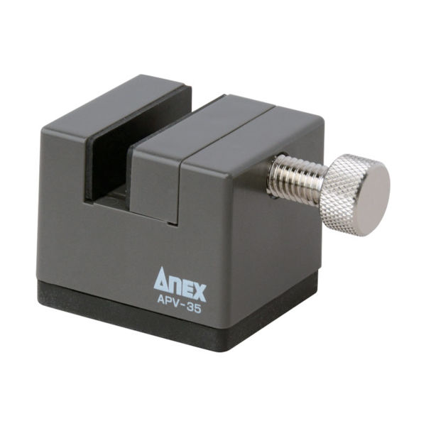 兼古製作所 アネックス ミニバイス35 APV-35 1個 819-3744(直送品)