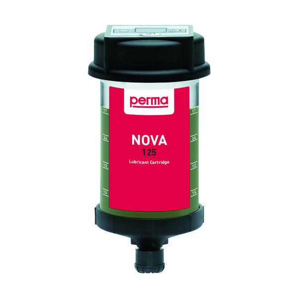 perma パーマノバ 温度センサー付き自動給油器 標準グリス125CC付き PN-SF01-125 820-2788(直送品)