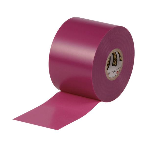 スリーエム ジャパン(3M) 3M ビニールテープ 紫 50mmX20m 35 VIO 50X20 1巻(20m) 799-1428(直送品)