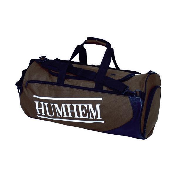 基陽 KH HUMHEM ボストンバック ブラウン HMBTB01BR 1個 794-5868(直送品)