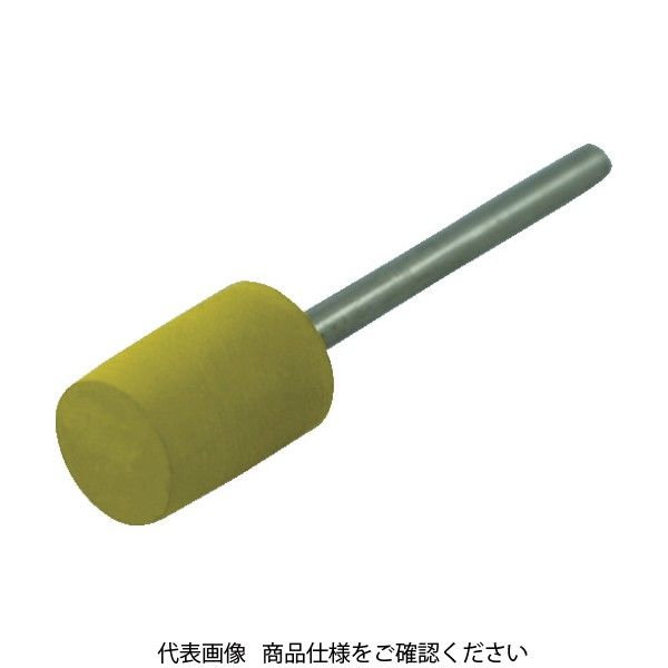 双和化成 SOWA ポラコダイアモンド弾性砥石 10φ×15×3D #1000(FH) PDS1015-1000FH 1本 787-5487(直送品)