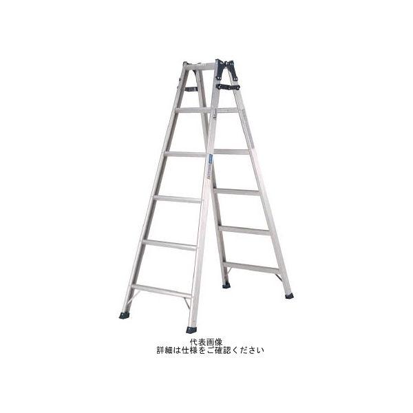 アルインコ(ALINCO) 幅広踏ざん(55mm)はしご兼用脚立PRS-W PRS150WA 1台 820-2631(直送品)