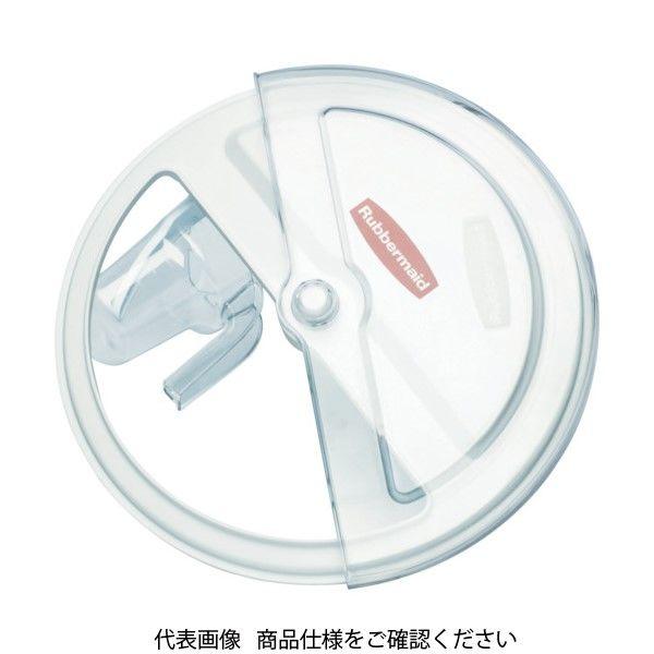 ニューウェルブランズ・ジャパン ラバーメイド ブルートコンテナ用スライド式フタ、スクープセット ホワイト 9G7701 1組 819-4634(直送品)