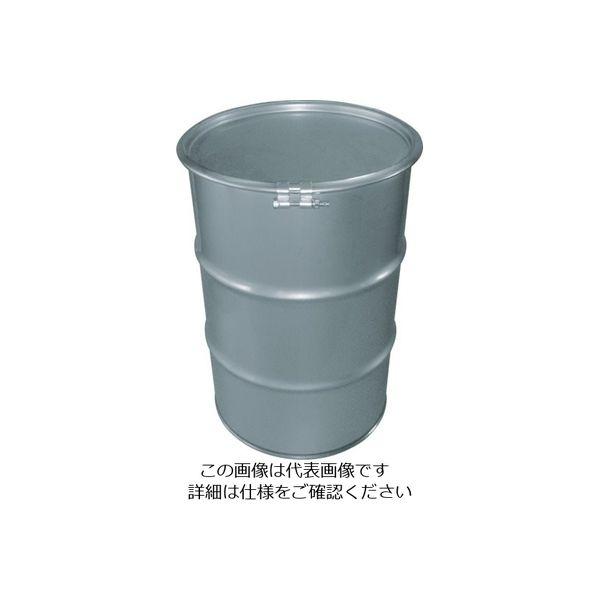 JFEコンテイナー(JFE) JFE ステンレスドラム缶オープン缶 KD-020B 1缶 787-5096(直送品)