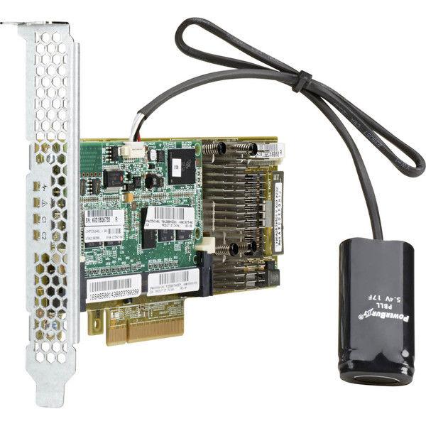 HP(ヒューレット・パッカード) Smartアレイ P431/2GB FBWCコントローラー 698531-B21 1個  (直送品)