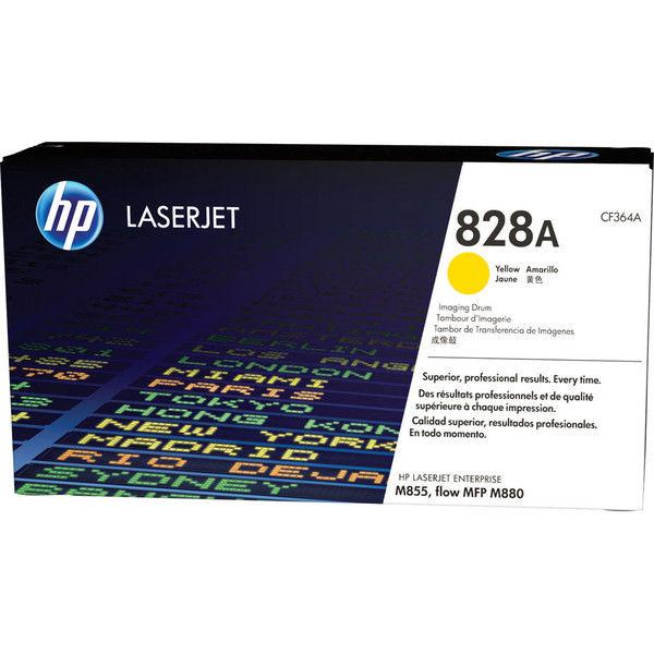 HP(ヒューレット・パッカード) 828A イメージドラム イエロー CF364A 1個  (直送品)