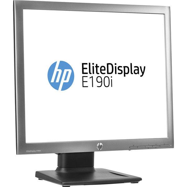 HP(ヒューレット・パッカード) EliteDisplay 18.9インチIPSモニター E190i E4U30AA#ABJ 1台  (直送品)
