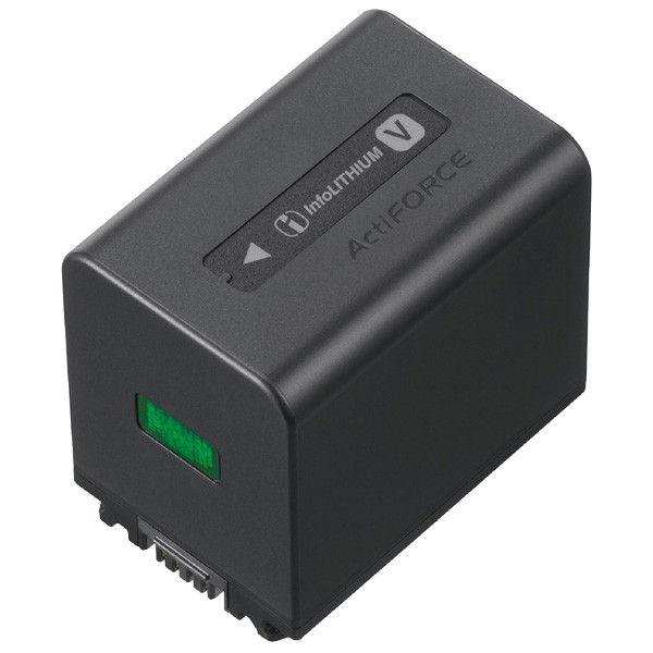 ソニー リチャージャブルバッテリーパック NP-FV70A 1個  (直送品)