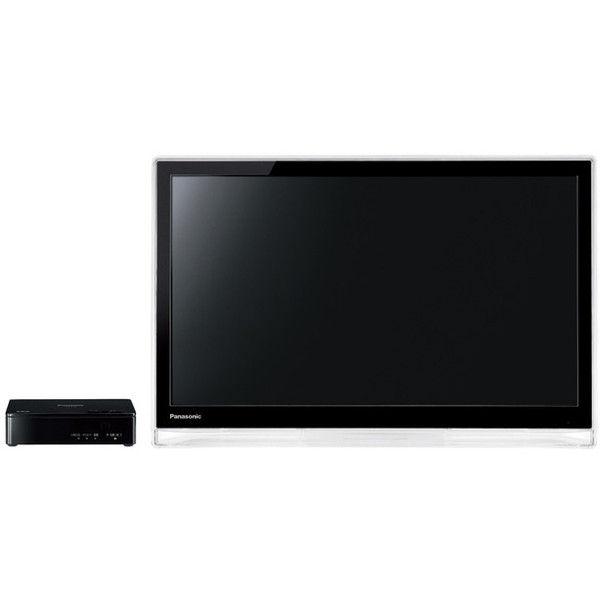 パナソニック ポータブル地上・BS・110度CSデジタルテレビ 19V型 (ブラック) UN-19F7-K 1台  (直送品)