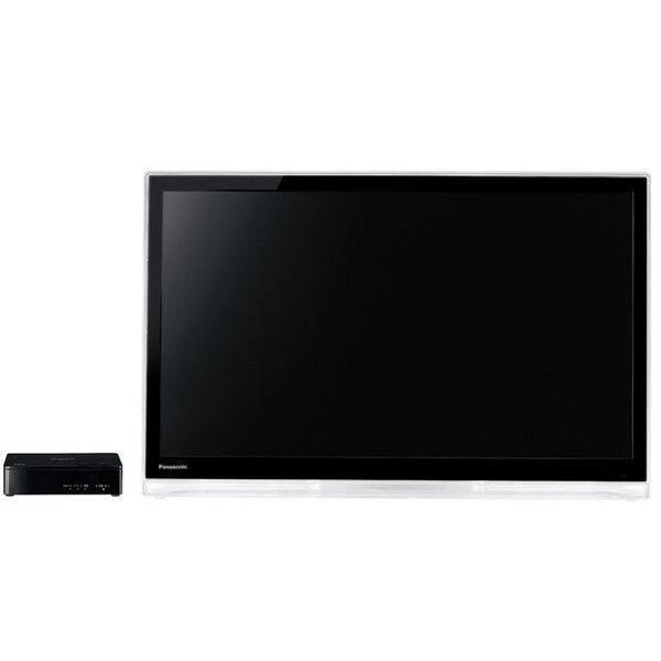 パナソニック ポータブル地上・BS・110度CSデジタルテレビ 24V型 (ブラック) UN-24F7-K 1台  (直送品)