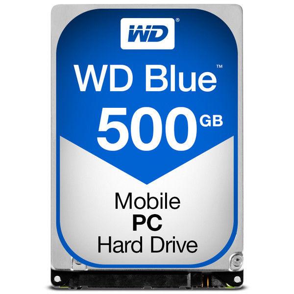 WD Blackシリーズ 2.5インチ内蔵HDD 500GB SATA6.0Gb/s 7200rpm 32MB 7mm厚 WD5000LPLX  (直送品)
